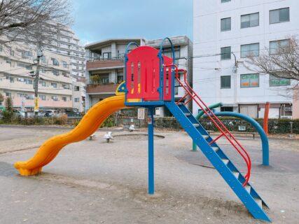 【戸井の外公園】駅近!お買い物ついでに立ち寄れる、癒され公園♬《熊本市中央区水前寺》