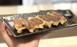 【塩餃子専門店 中川餃子製作所】1/16新オープン!食べ方色々新しい餃子の食べ方で感動します《熊本市中央区帯山》