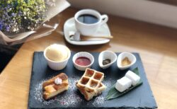 【はなカフェ】所々に花がチラリと見える可愛いカフェ♪《八代市竹原町》