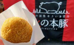 【肉のさいき】お肉屋さんのコロッケが旨すぎる!!《玉名郡和水町江田》
