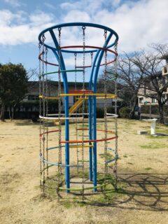 【近見鳥田公園】周辺環境も充実!住宅街の小さな公園!《熊本市南区日吉》
