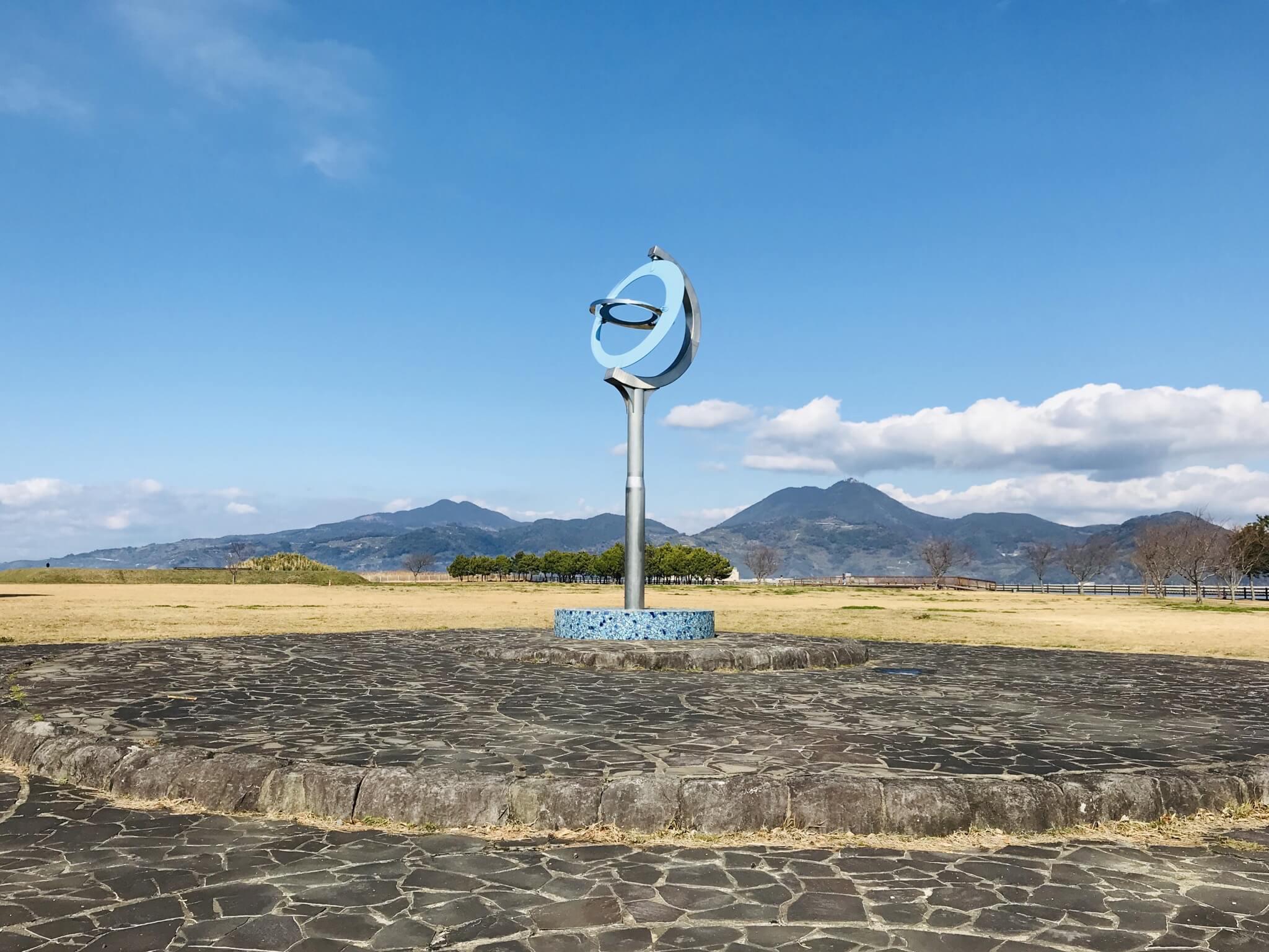 【熊本港親水緑地広場】野鳥も見れる!海の見える公園!《熊本市西区新港》