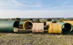 【なかよし公園】懐かしのコンクリート遊具で遊べる公園!《菊池郡菊陽町久保田》