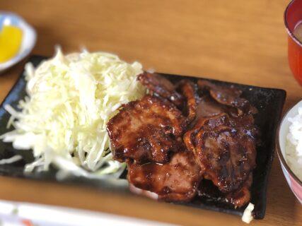【ホルモン彦しゃん】ご飯がススム。甘辛なタレに絡んだお肉が最高にうまい《阿蘇市一の宮町宮地》