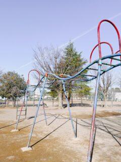 【渡鹿公園】大型スーパーやファミレスも近い遊具充実の公園!駐車場も心配なし♪《熊本市中央区渡鹿》
