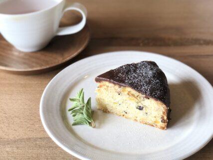【cafe pony – カフェポニー – 】ほろっと美味しいケーキとハーブティーが絶妙で落ち着くカフェ《熊本市南区十禅寺》