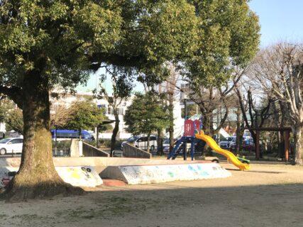 【帯山東公園】お砂場遊びが思いっきりできる公園 (熊本市中央区帯山)