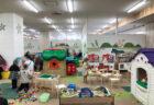 【NikoNiko Garden – ニコニコガーデン – 】雨の日には是非利用したい!親子で嬉しい室内施設《菊池郡菊陽町津久礼》