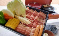 【mio camino AMAKUSA-ミオカミーノ天草 BBQ】海鮮からお肉まで~海を眺めながらのBBQ最高☆《上天草市松島町合津》