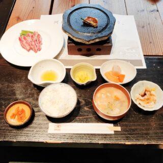 【阿蘇庭 山見茶屋】人気の溶岩焼きが楽しめる食事処《熊本城中央区二の丸》