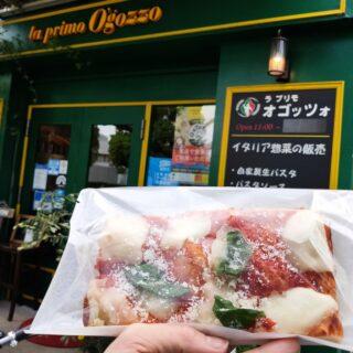 【オゴッツォ】ランチからピッツァのテイクアウト、イートインもできる♪イタリアンレストラン《熊本市中央区帯山》