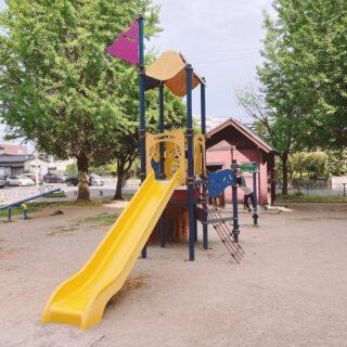 【下油田公園】JRも市電も近い!街中の穴場公園♬《熊本市中央区新大江》