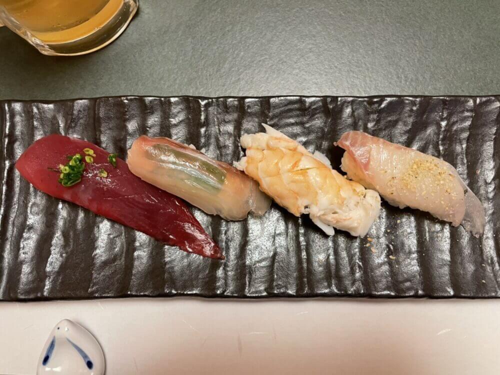 【鮨 かわ島】個室完備で子連れでも楽しめる、贅沢な海鮮料理《天草市船之尾町》