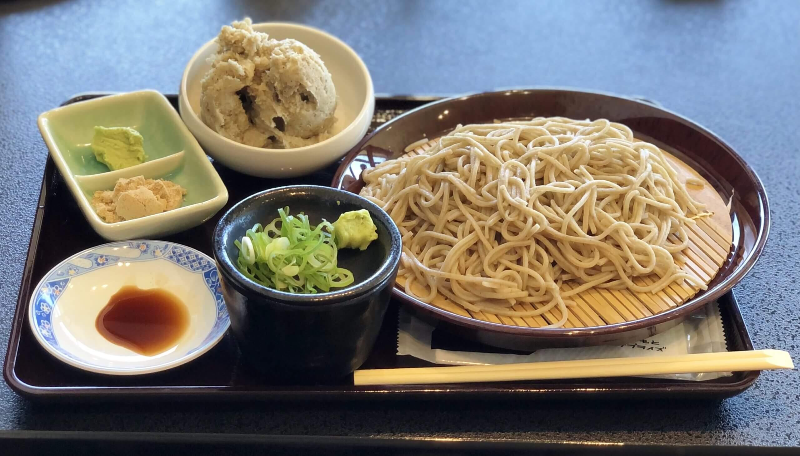 【そば道場】阿蘇の絶景を見ながらお手頃価格で食べれる本格お蕎麦屋さん!《阿蘇郡南阿蘇村久石》