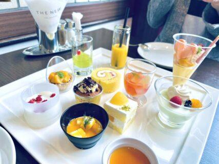 【ザ・ニューホテル熊本 フォンタナ】8日間限定!見て食べて、存分にスイーツに癒されよう《熊本市西区春日》