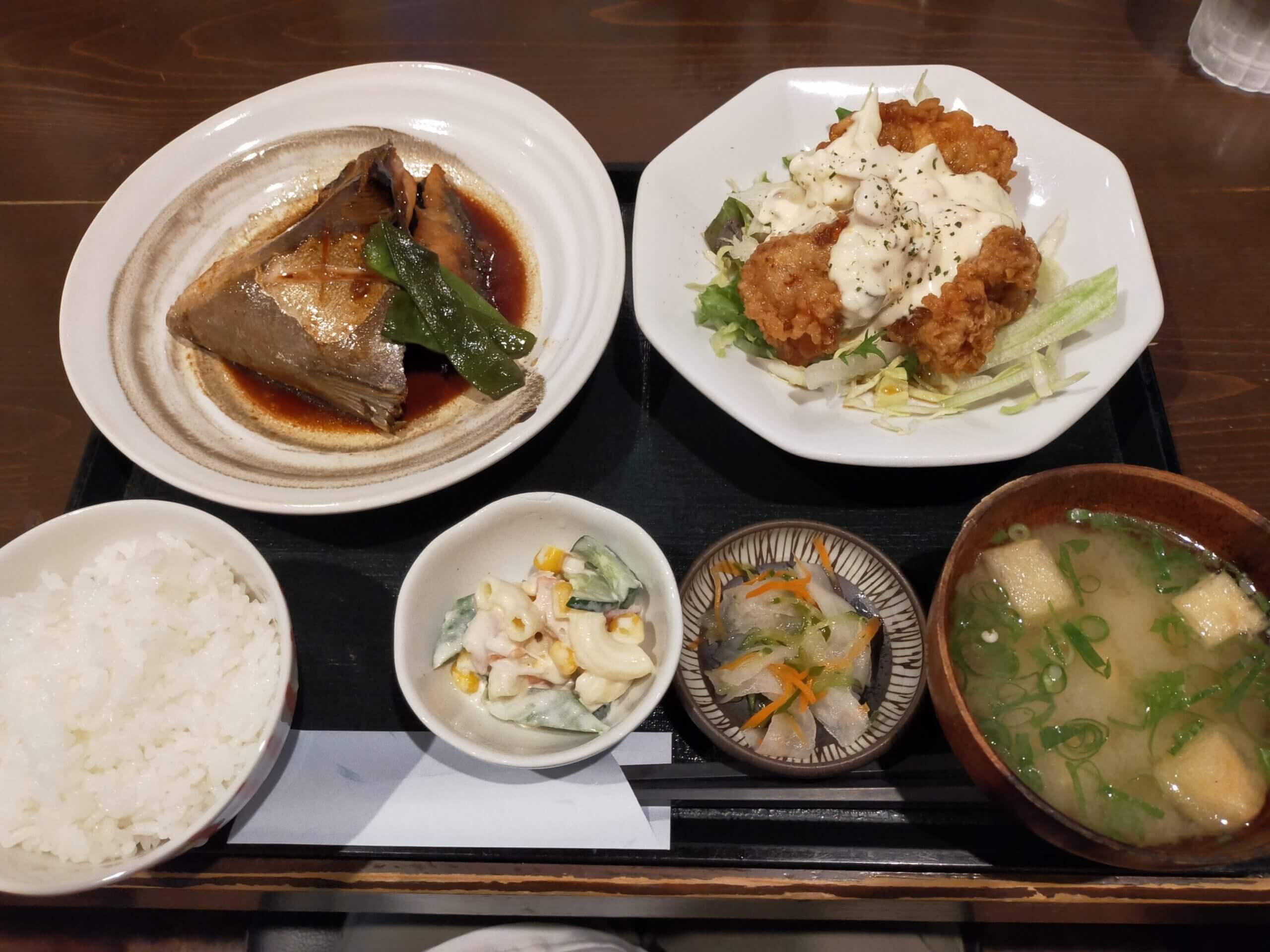 【えるもんど-玉名郡長洲町-】選べる2種のメイン料理セレクトランチでお腹いっぱいに!