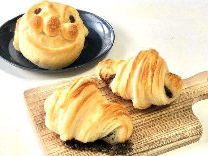 【Bake House (ベイクハウス) はるる】子ども心くすぐるパンやサックサクのクロワッサンがイチオシ《菊池市旭志新明》