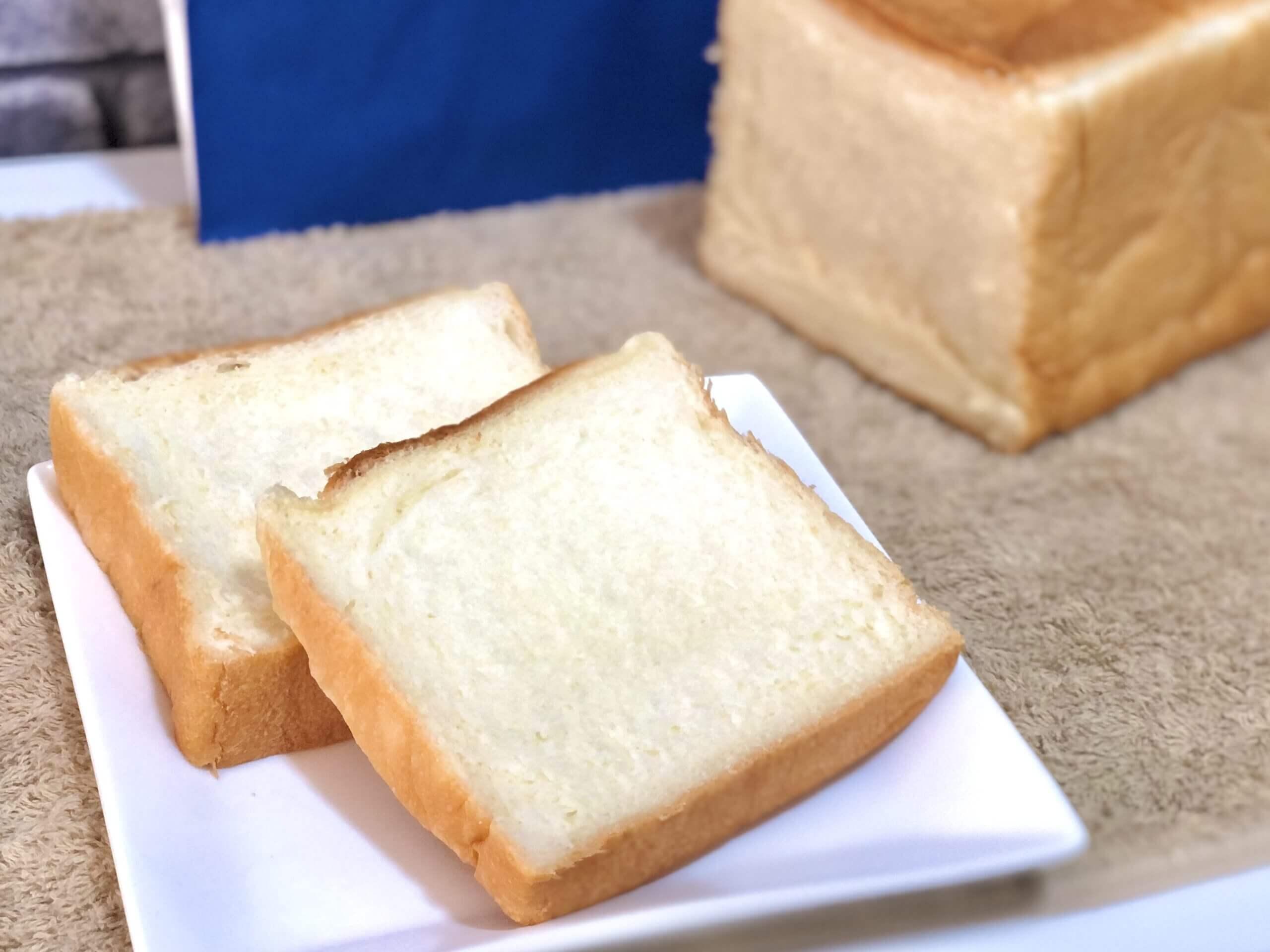 【HARE/PAN (ハレパン) 】6/2 OPEN!!和食職人監修の焼き立て純生食パン《熊本市南区田迎》