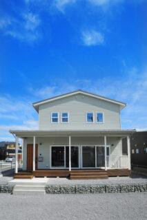 【EDGE STYLE(エッジスタイル)- 御船町建売住宅 – 】カリフォルニアをイメージした他には真似できないおうちづくり