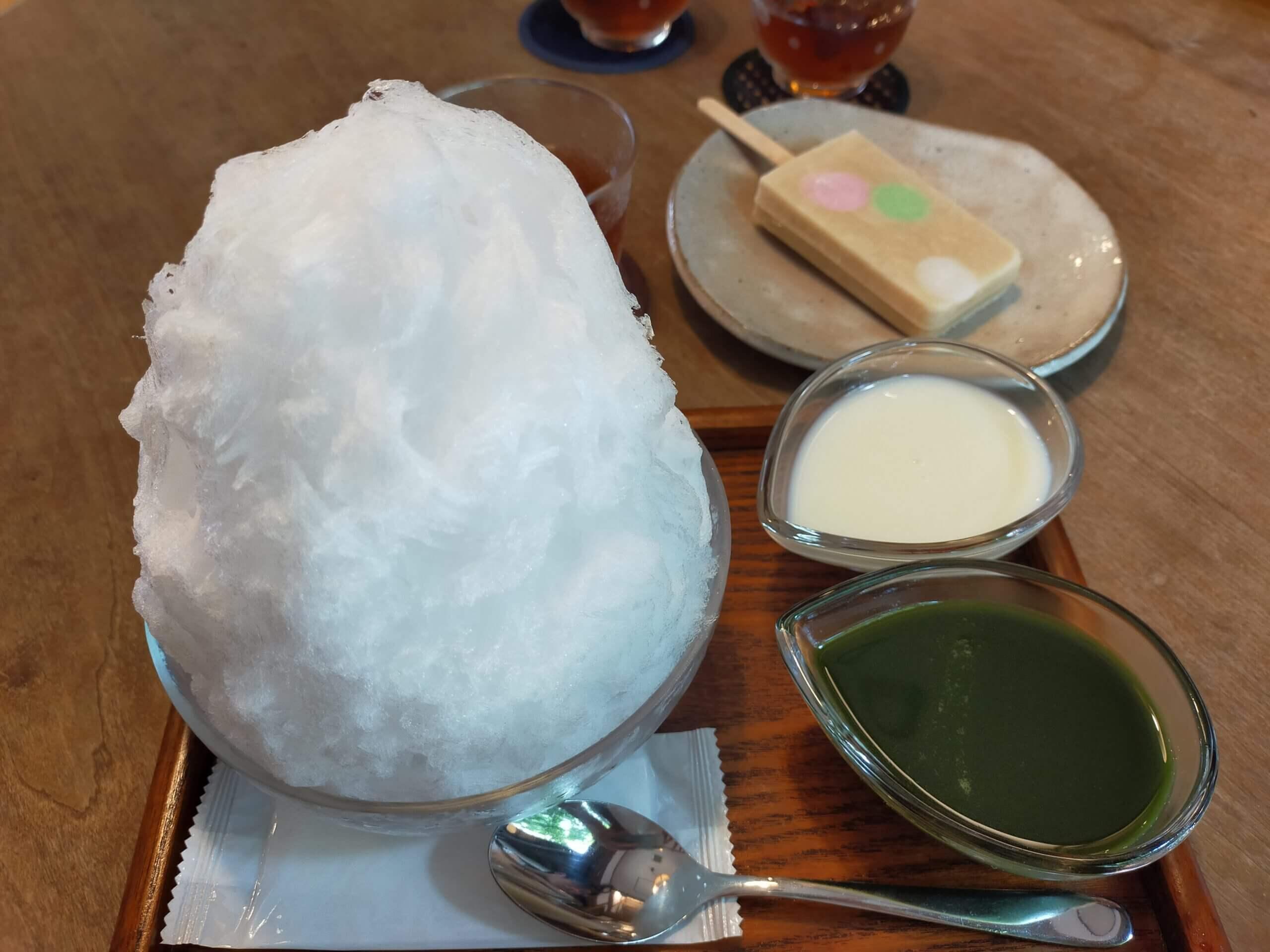 【菊水堂本店-玉名市高瀬-】和菓子屋さんの絶品かき氷とアイスキャンディーは必見です!