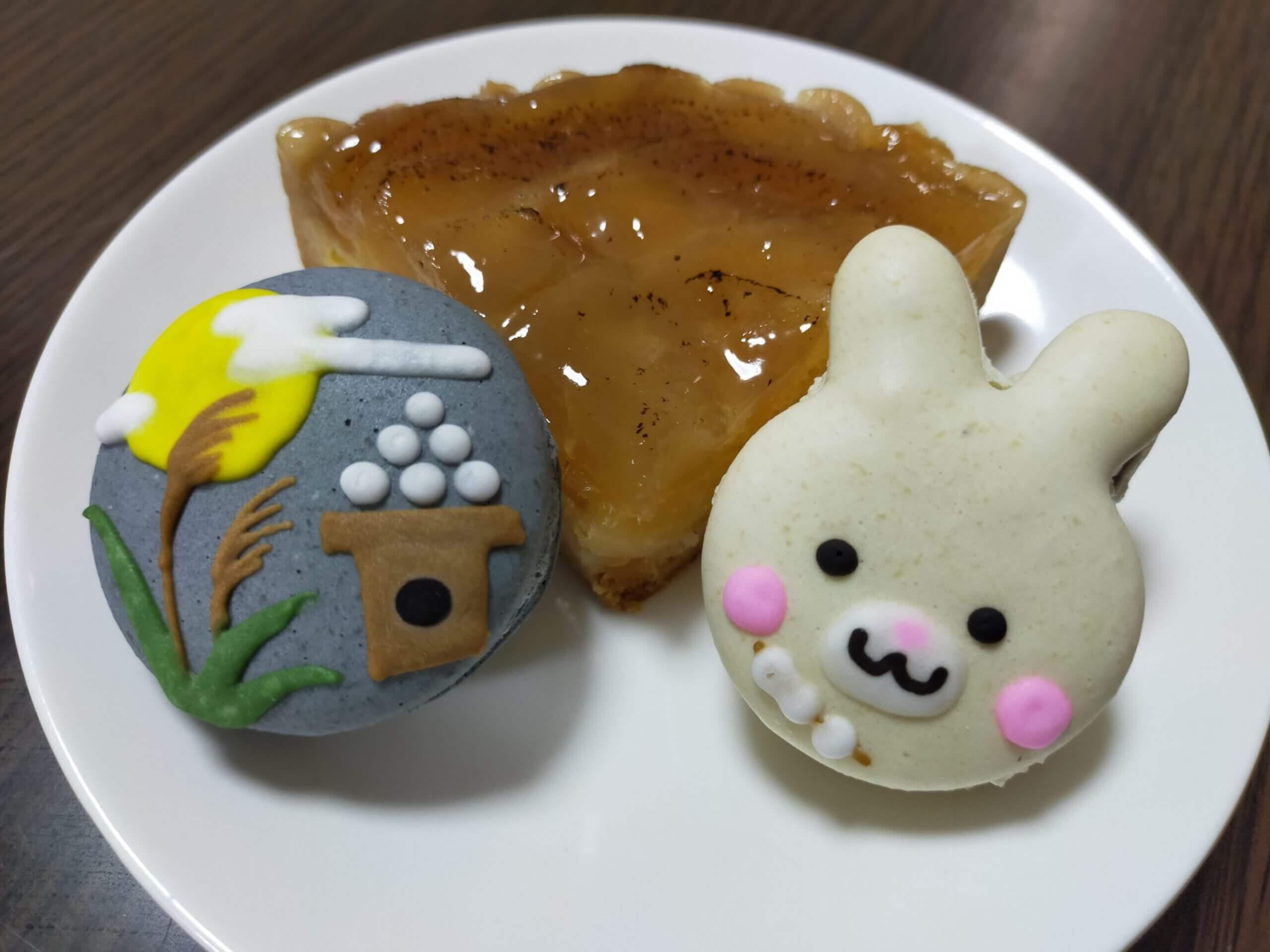 【まえひろ洋菓子店 – 荒尾市荒尾 – 】女性が喜ぶデコマカロンと名物梨タルト!
