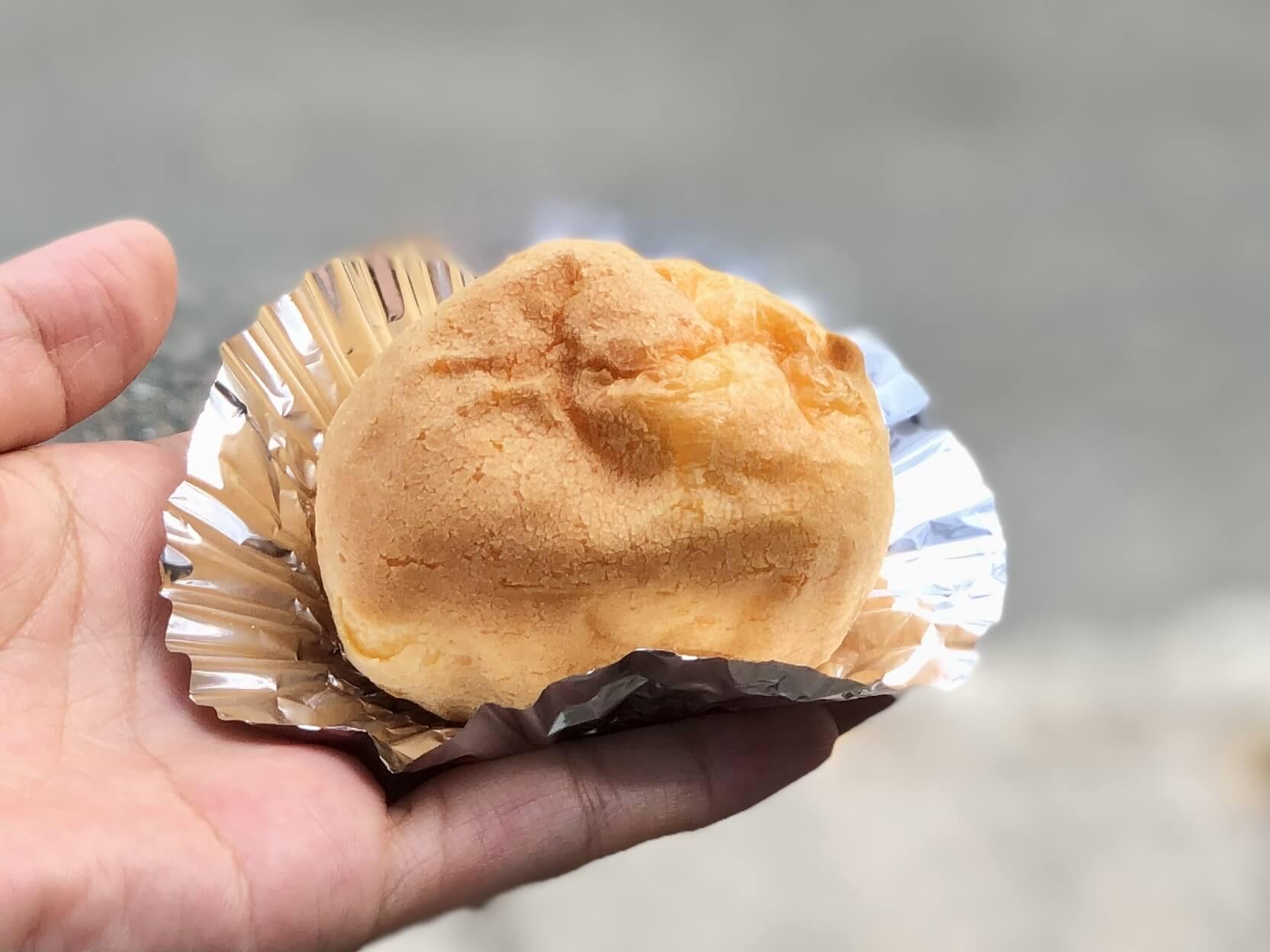 【菓子工房にじいろ – 阿蘇市内牧 – 】新食感!もちもちのシュークリームがクセになる